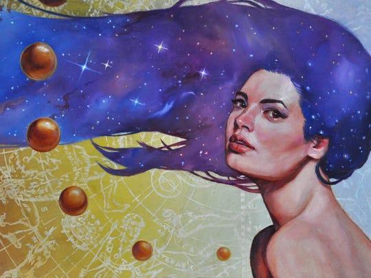 The inaugural Boro Art Crawl will feature works in