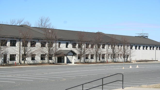This former Fort Monmouth administration building will be the new site of Aaski Technologies Inc.