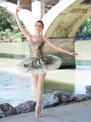 "Redding Dance Centre ballet ""The 12 Dancing Princesses"" and ""All the World's A Stage"" plays on June 10 at the Redding Civic Auditorium."