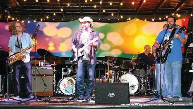 The Natchez Tracers will headline the Starlight Jam at Bowie Nature Park this Friday.