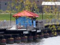 Shooting spree victims found near bridge pavilion