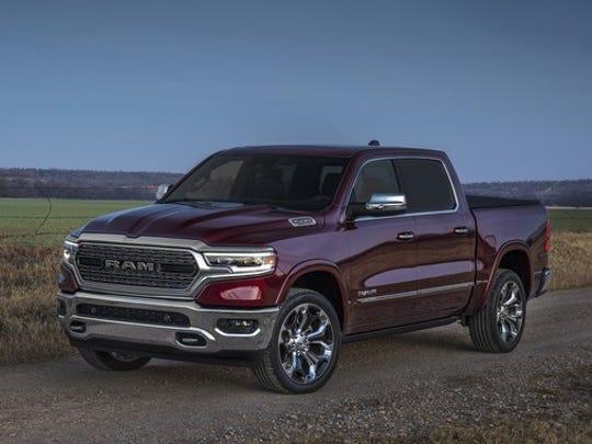 Dodge Ram trucks recalled by Fiat Chrysler for steering ...