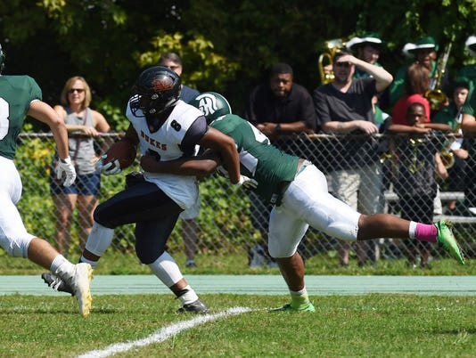 Football: Spackenkill v. Marlboro