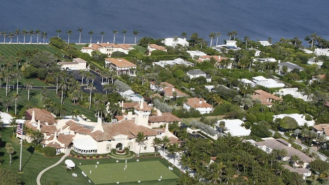 President Donald Trump uses his Mar-a-Lago Club in Palm Beach as his winter White House.