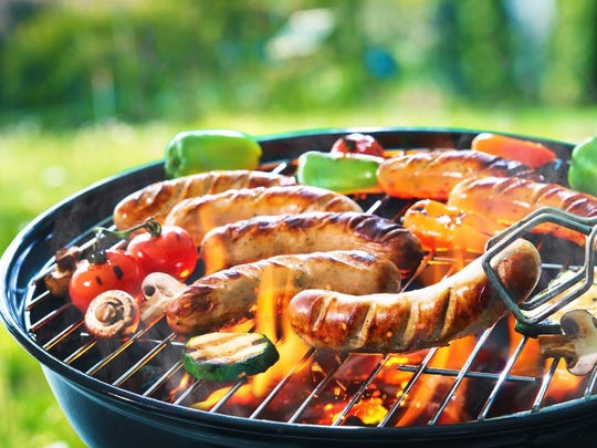 While burgers usually get all the glory on Fourth of July, add some additional proteins for a delicious variety that friends and family will love. Brats, veggies, fish and chicken are all great choices to switch up your grilling traditions.