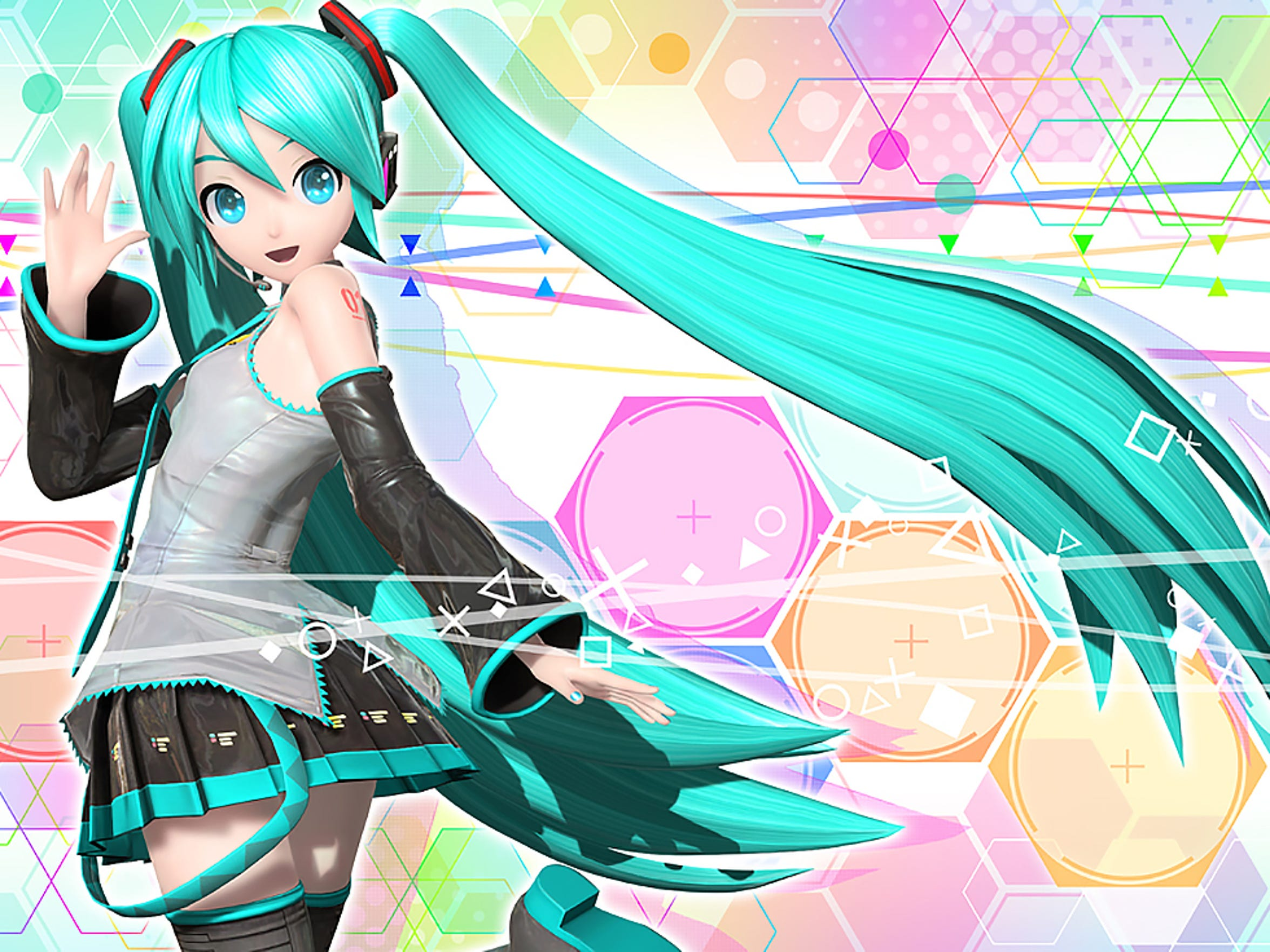 Hatsune Miku: Project Diva Future Tone for PlayStation