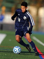 Sophomore Marvin Cadena had a goal and an assist as Morris Catholic defeated Moorestown Friends, 2-0, to win the NJSIAA Non-Public B title.