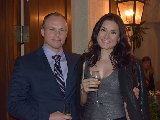 Breantt and Tanya Wollis, originally from Canada, own