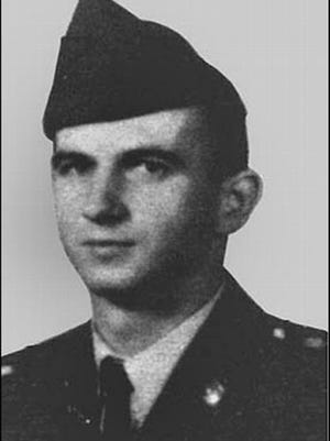 Army Staff Sgt. Robert C. Murray of Tuckahoe, who received the Medal of Honor posthumously after saving the lives of his squad in Vietnam on June 7, 1970.