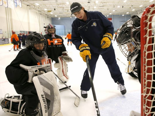 USA Hockey requires all youth hockey coaches to go