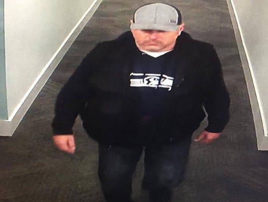 Bremerton Police Department released this photo, taken