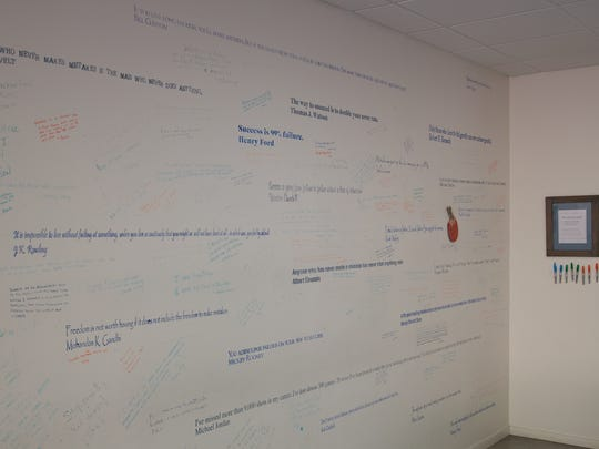 The failure wall inside Dun & Bradstreet's Los Angeles