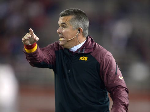 Arizona State coach Todd Graham could owe ASU damages up to $100,000 if he commits NCAA or conference rules violations.