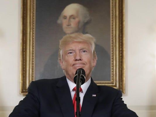 Trump Lee History