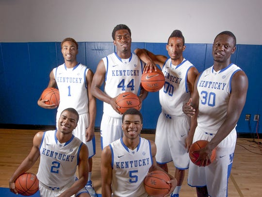 Kentucky Reloads: Calipari Ushers In 'best Ever' Freshman