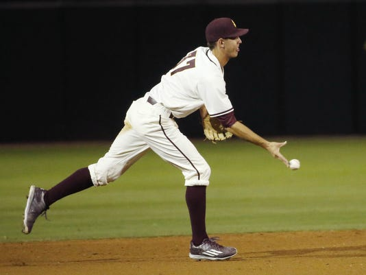 ASU vs Arizona baseball