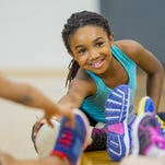 January: Find a sports opportunity for kids