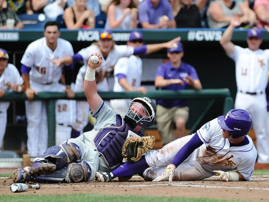 TCU catcher  mature beyond his years  anchors CWS push 41e759ad6