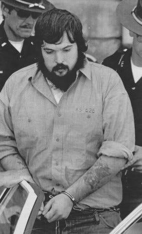 Robert Wall Robert Wall in custody Photo