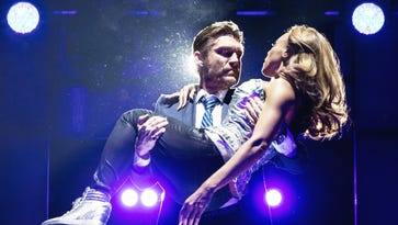 """Judson Mills and Deborah Cox star in """"The Bodyguard the Musical,"""" opening Tuesday at the Fox Cities Performing Arts Center in downtown Appleton."""