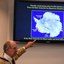 Dire warning: Climate Change Workshop discusses sea level rise