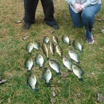 Tomahawk area fishing report for Oct. 17