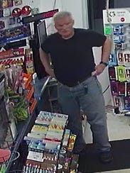 Manitowoc police said the suspect in an armed robbery