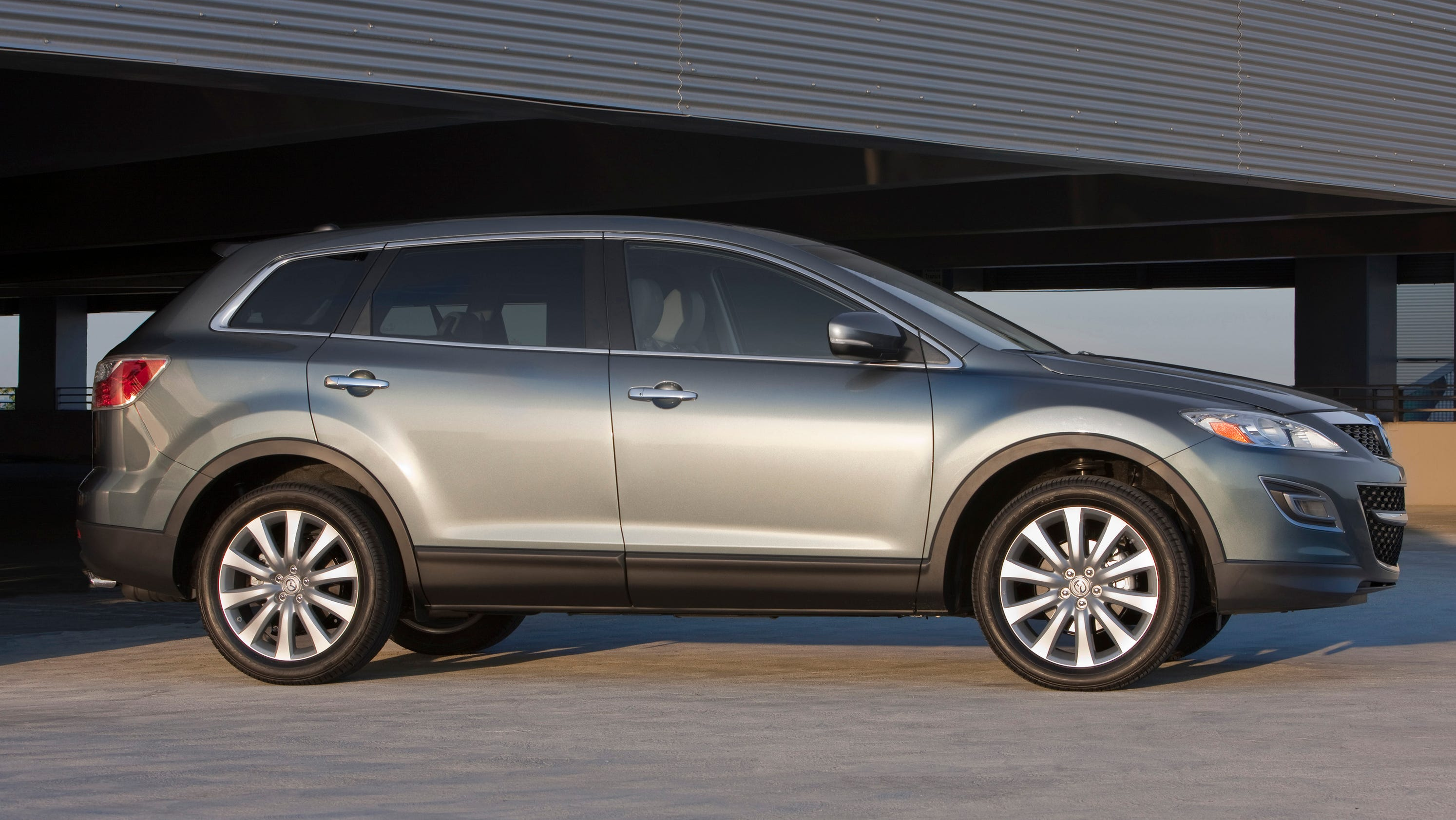 Us probes mazda cx 9 for brake problem thecheapjerseys Choice Image