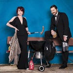 Comedian/actors Nick Offerman & Megan Mullally will perform at The Louisville Palace Theater