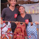 """DuPont Manual grad Jack DuFour and his girlfriend, Alley Heffren, will appear on a rerun of """"Shark Tank"""" with their Taaluma Totes."""