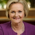 U.S. Sen. Claire McCaskill, a Democrat from Missouri, has pushed for improved safety on college campuses.