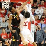 Maryland beats Nebraska in B1G quarterfinals