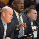 Auburn's all-time leading scorer Chuck Person will work as an assistant under new head coach Bruce Pearl.