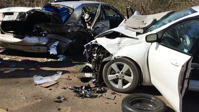 One person was killed in a Claiborne County auto accident on Mississippi 18 Friday.