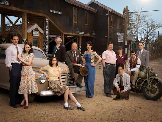 WGN Manhattan cast