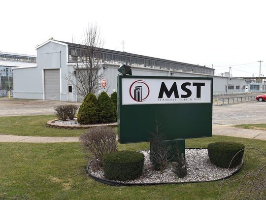 Michigan Seamless Tube and Pipe in South Lyon.