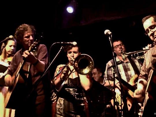 The Philadelphia-based John Byrne Band will be part