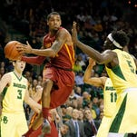 Monte Morris coveted Michigan State but doesn't regret going to Iowa State