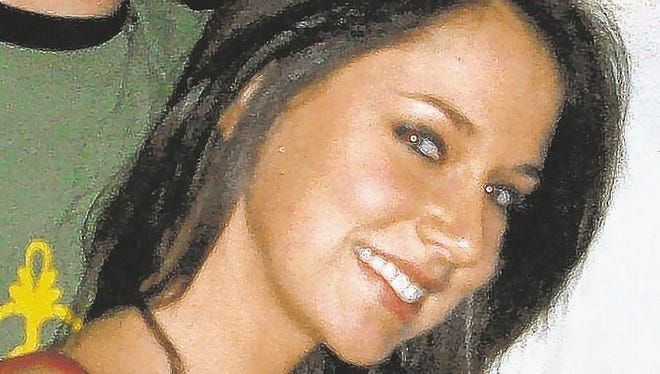 A file photo of Brianna Denison, 19, a Reno resident and a student at Santa Barbara Community College who was raped and killed in 2008.