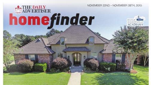 Homefinder: Nov. 22
