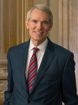 Ohio Republican Sen. Rob Portman