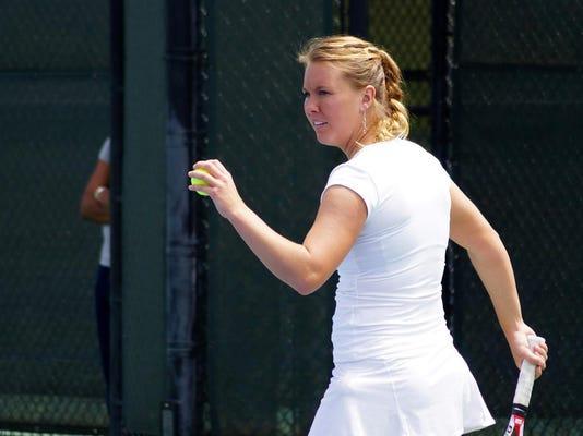 Lady Techster Tennis vs Jackson State