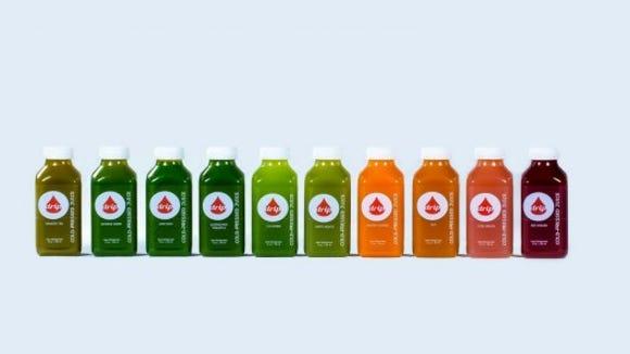 Drip CPJ Line of Flavors