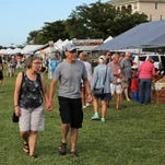 Opening day: The sights, sounds and smells that create the Marco Island Farmers Market