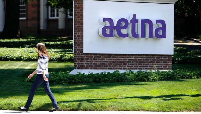 Health insurer Aetna announced late Monday that it is dropping Obamacare insurance in 11 of 15 states where it offers plans.