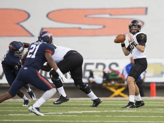 NCAA Football: Southern Mississippi at Texas El Paso