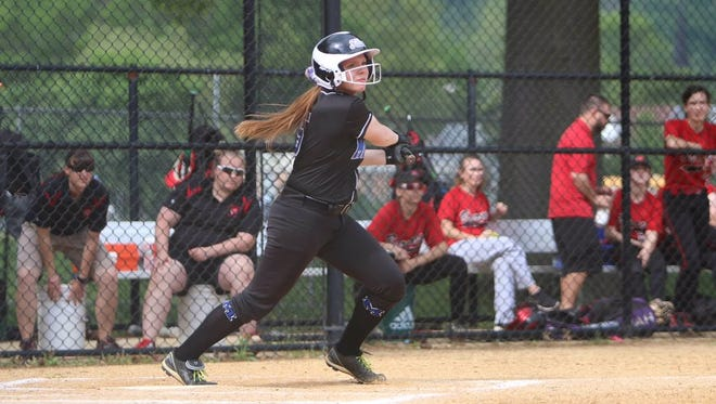 Millburn's Katy Shepard is three hits shy for 100 in her high school career entering her senior season.