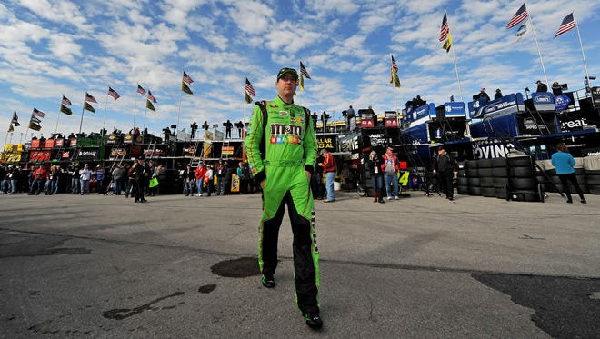 Kyle Busch is in search of his first Sprint Cup championship.