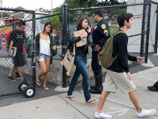 hawaii school shooting