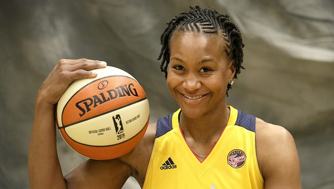 Fever forward Tamika Catchings is ready for her final WNBA season.